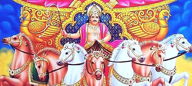 Гаятри-мантра — бесплатный доступ к силе Савитара