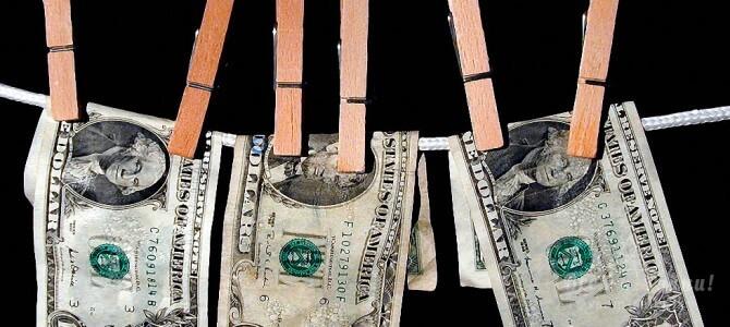 Грязные деньги : очищение денег Рэйки