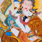 гуру Ринпоче и Мандарава